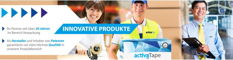 activaTec - Ihr Verpackungsmittel Spezialist