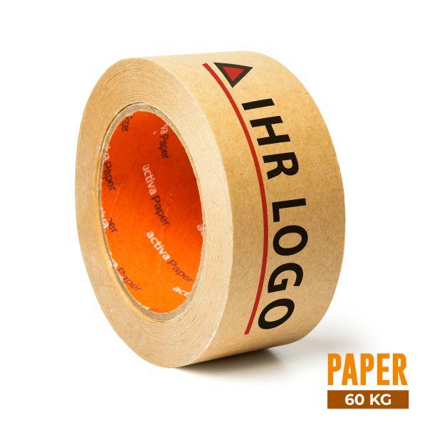 activaPaper Tape Basic bedruckt 48 mm x 50 lfm 1-2 farbig
