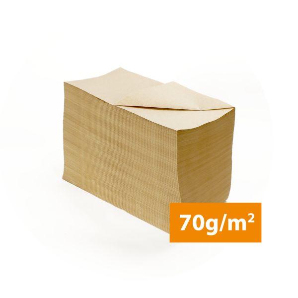 Papierpolster Material für PA 2000 / PA4000 (350 lfm 70 g)