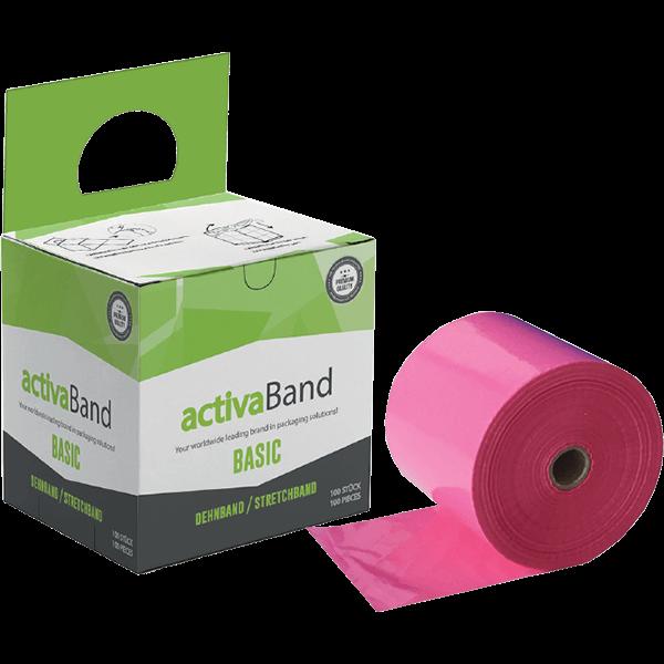 activaBand - Dehnband zur Palettensicherung