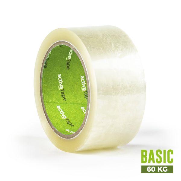 activaTape Basic 48 mm x 66 lfm transparent