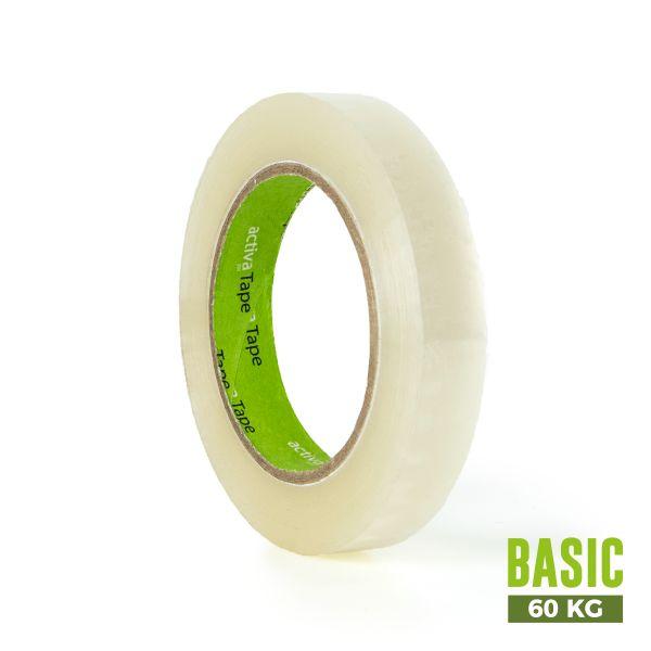 activaTape Basic 18 mm x 132 lfm transparent