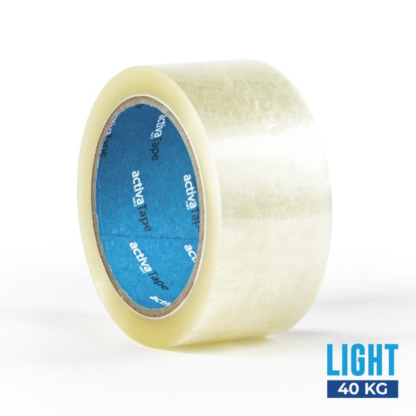 activaTape Light 48 mm x 66 lfm transparent