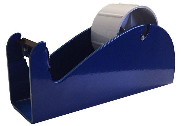 Tischabroller in Blau mit 3 Zoll Kern