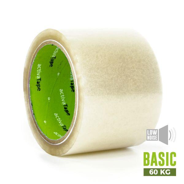 activaTape Basic 72 mm x 66 lfm transparent