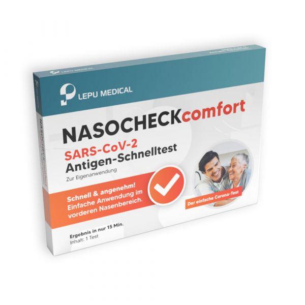 LEPU Antigen Laien Schnelltest (nasal)