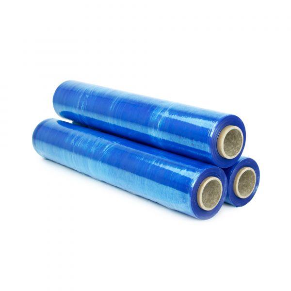 Stretchfolie Typ 20 500mm x 300lfm blau