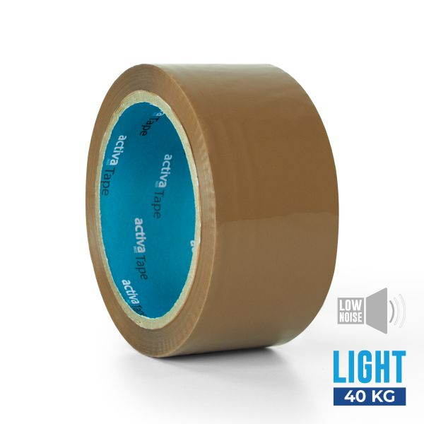 activaTape Light LN 48 mm x 66 lfm braun