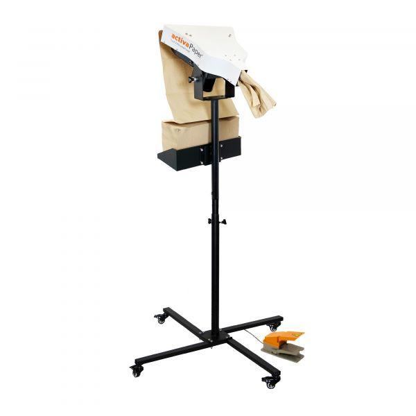 Papierpolstermaschine Papierpolstermaterial PA2000 Produschtschutz activaPaper