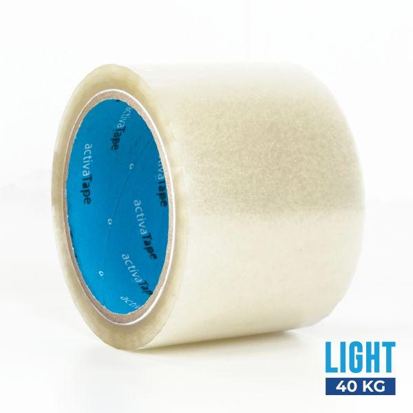 activaTape Light 72 mm x 66 lfm transparent