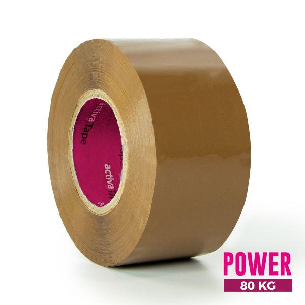 activaTape Power - braun - 48mm x 150lfm