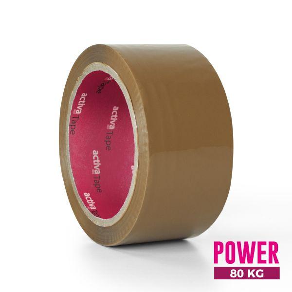 activaTape Power 48 mm x 66 lfm braun