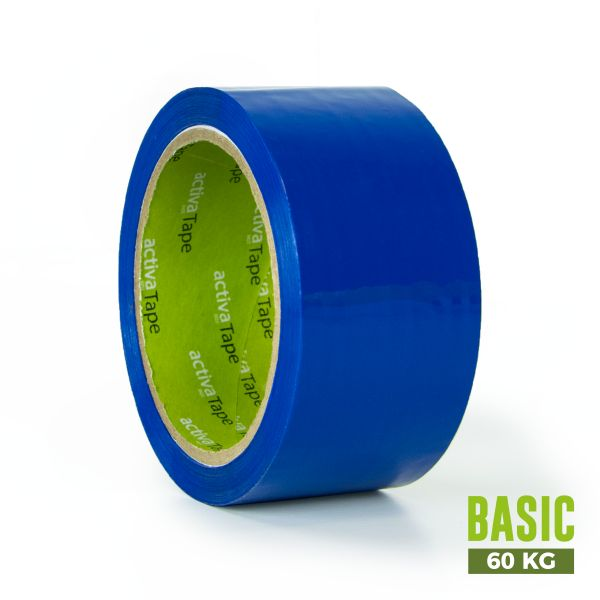 activaTape Basic 48 mm x 66 lfm blau