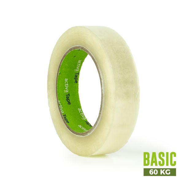 activaTape Basic 24 mm x 132 lfm transparent