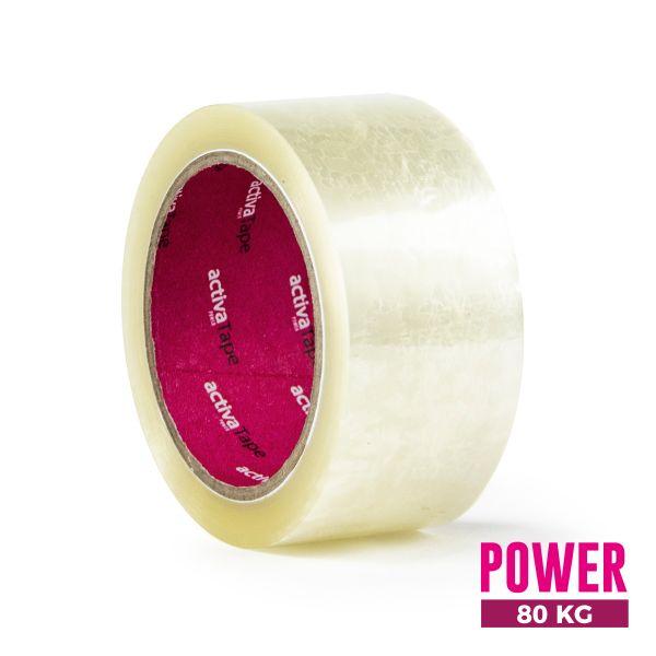 activaTape Power 48 mm x 66 lfm transparent-Copy