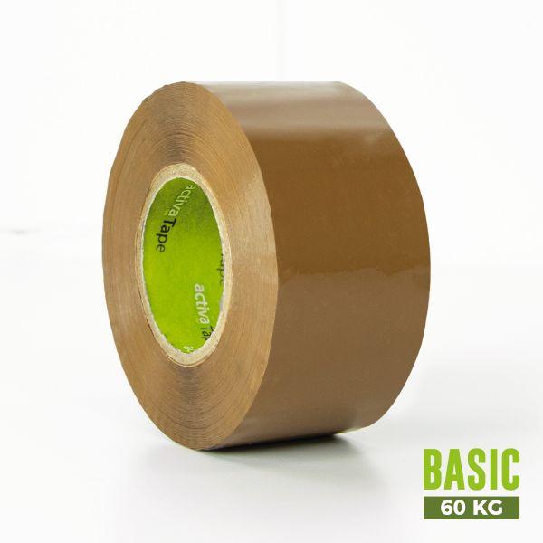 activaTape Basic 48 mm x 150 lfm braun