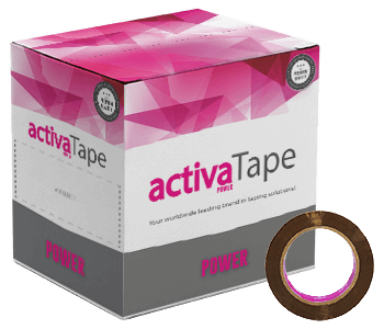 activaTape Power - Packband braun 48 mm x 132 lfm