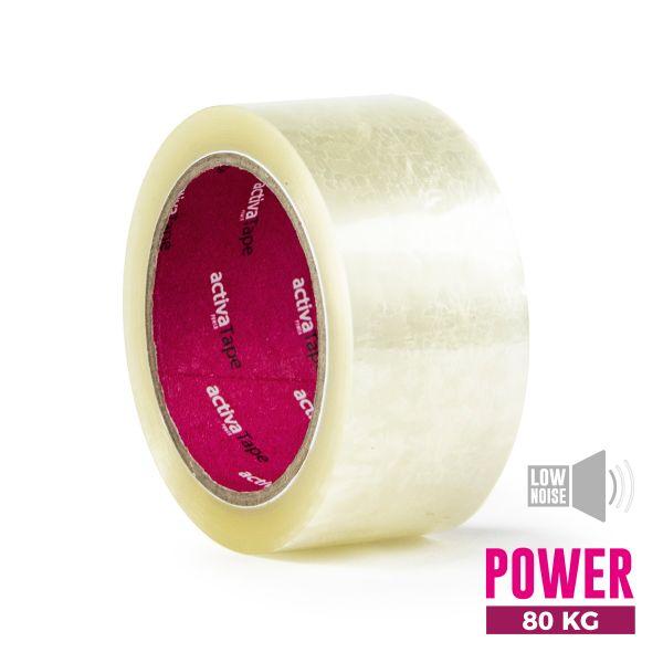 activaTape Power LN 48 mm x 66 lfm transparent