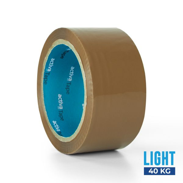 activaTape Light 48 mm x 66 lfm braun