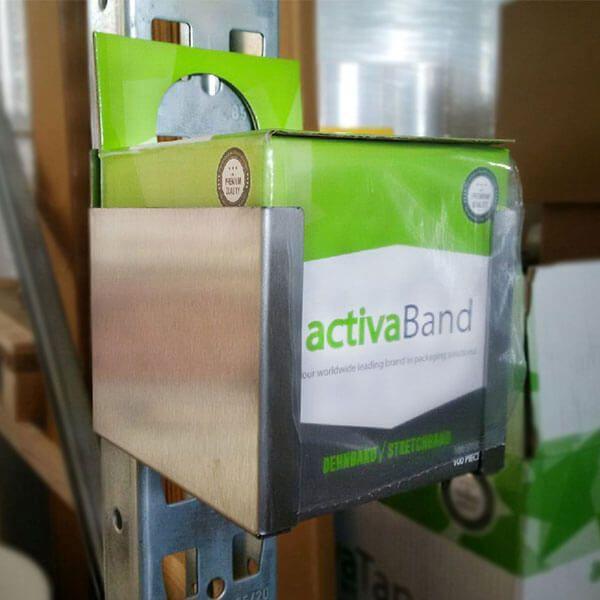activaDispenser Magnet für Palettendehnband